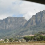 View of the Table Mountain