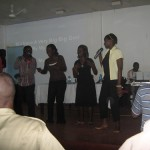 Leading Worship