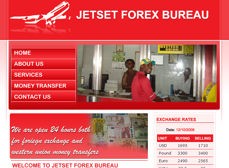 Today's forex rates in kampala