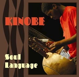 Kinobe: Soul Language CD