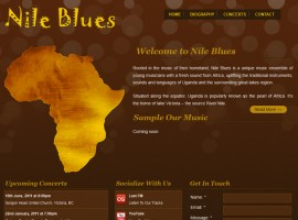 Nile Blues