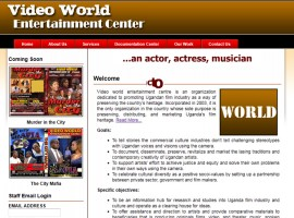 Video World Entertainment Center