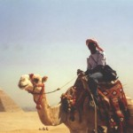 Riding A Camel