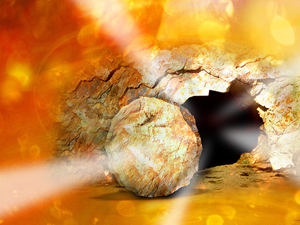 Empty Tomb - Easter