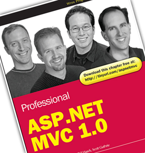 Free ASP.NET MVC Chapter