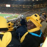 Matrich at Soccer City Stadium