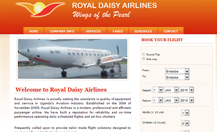 Royal Daisy Airlines