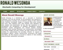 Ronald Wesonga