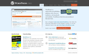 WordPress 2.5 Released